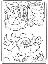 Kerst Kleurplaat 3 Kleurplaten Kerst