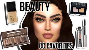 sims 4 cc beauty faves 3 glowkits
