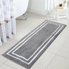 bathroom rug runner rugs