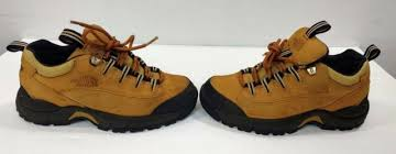 39260 tan leather hiking ankle boots