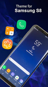s8 edge launcher themes and wallpaper