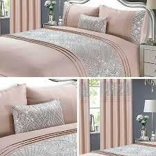 blush duvet covers pink satin glitter