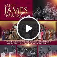 He's Done So Much (Live) - Saint James Mass Feat. Monica Lisa Stevenson &  Troy Sneed   Shazam