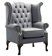 chesterfield armchair queen anne high