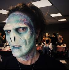 special effects makeup prosthetic