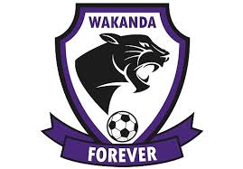 Wakanda Football Association Badge Photographic Print By Cinematicu Redbubble
