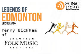 terry wickham of edmonton folk