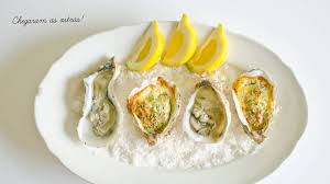 Baked Oysters without Shell Recipes ...