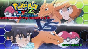 Pokémon XY&Z: Review del capítulo 32