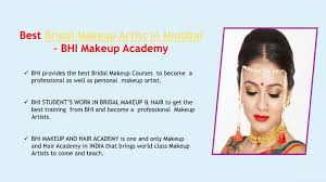 best professional makeup courses in