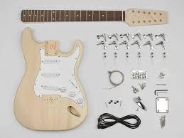 boston diy guitar kit 12 string strat