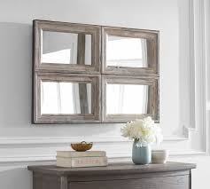 aiden accent wall mirror pottery barn