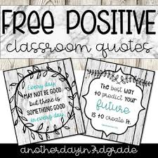 rustic classroom quotes bie by impact in intermediate tpt