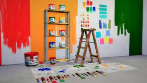 the diy painter set at budgie2budgie