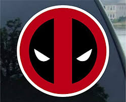 Deadpool Marvel Comics Wall Car Truck Window Wall Laptop Vinyl Sticker Decal 10