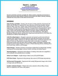 Video Production Specialist Sample Resume nice Impressive Bartender Resume Sample That Brings You to a 68