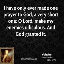 Short Quotes About God Cool Voltaire Quotes QuoteHD