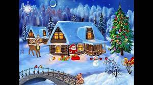 free christmas screensavers - video ...