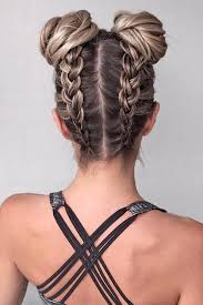 Plaits Hairstyle Best 25 Braided Hairstyles Ideas Hair Styles Half 2009 by stevesalt.us
