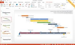 Powerpoint Office Timeline Free Powerpoint Add In Helps You Create Timelines Gizmos