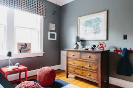 Shared Boys Bedroom Best Use Of Pattern Texture 2014 Hgtv