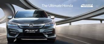 honda accord cars india