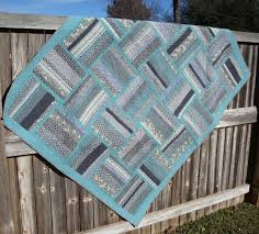 53 best Cat Quilt images on Pinterest | Blanket patterns ... & I am dying to make a blue and gray quilt, this is a great pattern Adamdwight.com