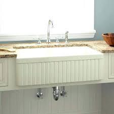33 inch white farmhouse sink 33 white single bowl farmhouse sink