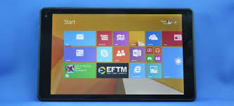 Windows Pendo Pad Review Targets Low Cost Windows Tablet Eftm