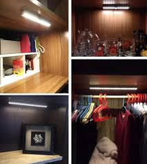 Lumiparty Portable 10 Led Wireless Motion Activated Closet Led