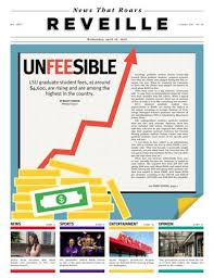 The Reveille 4 24 19 By The Reveille Issuu