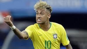 Neymar Si Na Ms Vysloužil Posměch Za účes Připomínající špagety