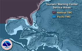 A tsunami warning system (tws) is used to detect tsunamis in advance and issue the warnings to prevent loss of life and damage to property. Caribbean Tsunami Warning Program
