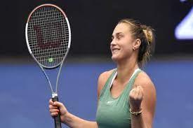WTA rankings: Aryna Sabalenka edges ...