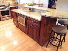 Photo 1 of 9 Buffalo Grove Kitchen With 2 Tier Island Traditional-kitchen  (marvelous 2 Tier Kitchen Island
