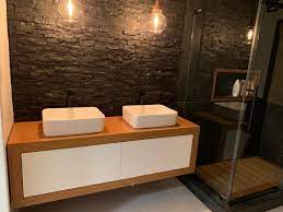 Custom Made Vanities Cabinets With Stone Style Design Direct From Factory Stone Style Design