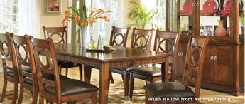 O  American Home Furniture Store Dining Room  Fort