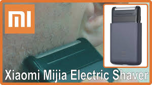 Cтильная <b>электробритва Xiaomi</b> - Xiaomi <b>Mijia Portable</b> Electric ...