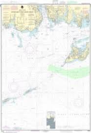Oceangrafix Noaa Nautical Chart 13212 Approaches To New