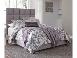 upholstered bed grey. Signature Design By Ashley DolanteQueen Upholstered Bed Grey