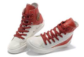 converse shoes high tops for girls. converse online new zealand - 2017 girls high tops shoes red white for women n