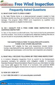 florida wind mitigation inspection form who else wants a free mitigation report
