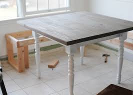 Barnwood Kitchen Table Kitchen Barnwood Table And Benches Diy Woodworking Harford