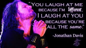 Pin by Anita Smith on Musica | Pinterest | Jonathan Davis, Korn ... via Relatably.com