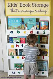 a fabulous kids bookcase that encourages reading a review of the tidy books bookcase