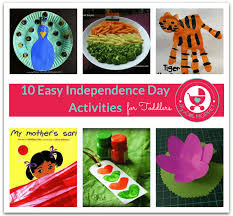 10 Easy Independence Day Activities For Toddlers