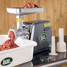 lem 8 575 grinding meat
