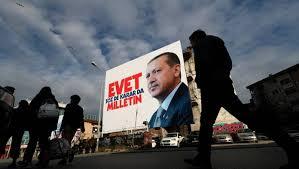 Αποτέλεσμα εικόνας για ερντογαν δημοψηφισμα
