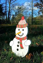 outdoor snowman christmas decorations or pallet decor frosty the Outdoor Snowman Christmas Decorations Or