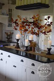 ALL ABOUT THE DETAILS KITCHEN HOME TOUR. Kitchen Island CenterpieceKitchen  Island DecorKitchen IslandsFormal Dining Table ...